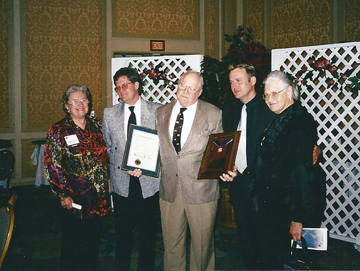 2000 VCMHC Awards Banquet