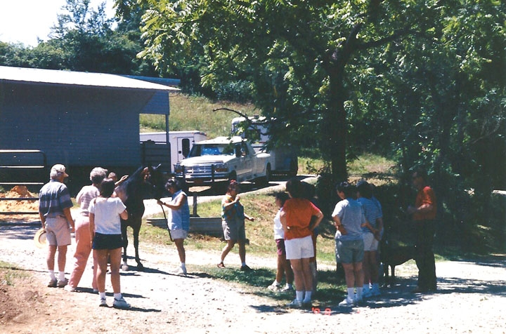 VCMHC 1999 Summer Meeting
