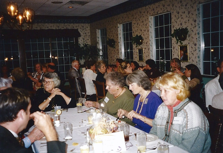 VCMHC 1999 Year End Banquet