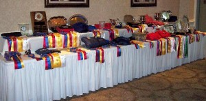 VC Award Table 2009